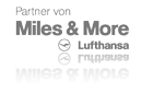 Kooperation mit Miles & More